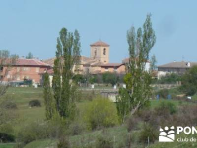 La pradera de la ermita de San Benito;senderismo madrid grupos;senderistas madrid